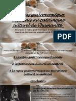 diapo gastronomie fr UNESCO