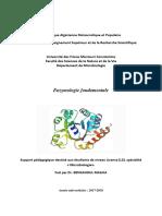 Enzymologie 1