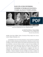 Introdução Eurocentrismo Androcentrismo e Teoria Sociológica RVSam PDF
