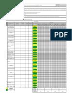 SGFDM-007 FORMATO PROGRAMA DE CAPACITACIÓN SST