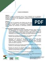 PLAN DE CONTINGENCIA TECSEAL 2020