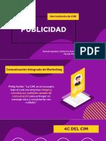 Presentación Mercadeo CIM Publicidad