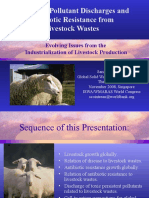 Feed Additives in LIvestock Production and Impact on the Environment and Health