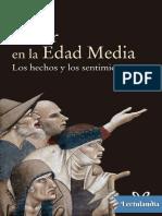 Morir en la Edad Media - Emilio Mitre Fernandez