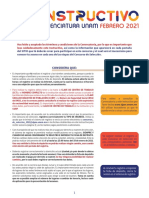 Convocatoria Licenciaturas UNAM febrero 2021