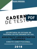 CadernoTestes-Sefaz-RS-AssisitenteAdm
