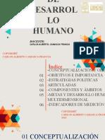 Enfoque de Desarrollo Humano