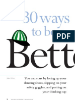 30 Ways to be a Better IE