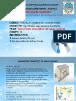 Suministro Domestico de Agua Caliente (Grupo 11)