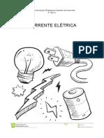 TRABALHO FÍSICA - CORRENTE ELÉTRICA