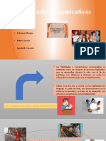 Psi. Comunicación - Habilidades comunicativas