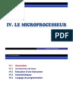 Isetkl_courArchi_TI Microprocesseur