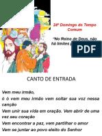 24ºDomingo do Tempo Comum.pptx