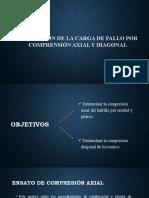 EVALUACIÓN DE LA CARGA DE FALLO POR COMPRENSIÓN