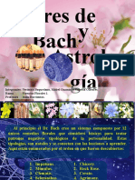 astrologia y flores