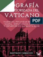 Biografía no autorizada del Vaticano (1)