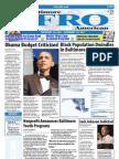Baltimore Afro-American Newspaper, February 19, 2011