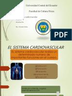 Rea Jhonathan- Sistema Cardio Vascular