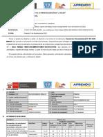 INFORME - PRIMARIA 3° y 4° - DICIEMBRE 2020