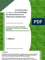 PROYECTO DE DESARROLLO METODOLOGICO EN SUDAMERICA FACEBOOK