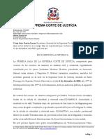 Revision Civil - Naturaleza - Alcance - Causa - Derecho de Defensa - Reporte2017-1909