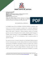 Emb Inmob - Casacion - Debe Dirigirse Contra La Decision Impugnada No Contra Actos de Procedimiento - Reporte2017-3358