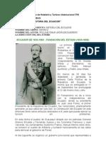 Historia Republicana Del Ecuador