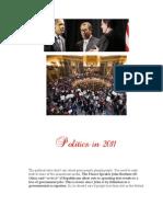 Politics in 2011