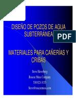 Tema 5 DISEÑO DE POZOS DE AGUAS SUBTERRANEAS.pdf