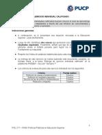 Ejercicio individual calificado - Sesión de clase 7