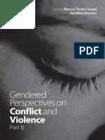 Marcia Texler Segal_ Vasilikie Demos (eds.) - Gendered Perspectives on Conflict and Violence - Part B-Emerald Group Publishing (2014) (1)
