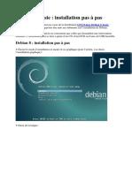 Debian 8 Jessie_Installation