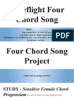 Four Chord Song Project