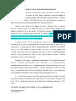 2ª Crise do Petróleo e suas consequências para os países latino