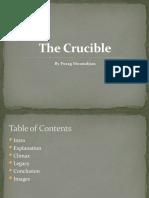 The Crucible Presentation