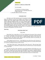 Module 4 - World Literature in Humanities.docx