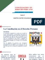 LA CONCILIACION  EN EL DERECHO PERUANO.pptx