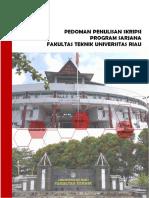 Pedoman Penulisan Laporan Skripsi S1 FT UNRI_Final (1)