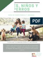 Guia de Convivencia y Crianza Bebes Ninos y Perros
