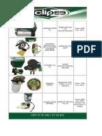 CATALOGO CLIPSE  2019 PDF