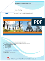 Product catalogue for WUHAN HUAYING ELECTRIC POWER TECH&SCIENCE CO.,LTD