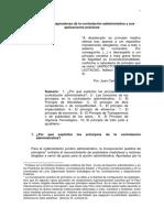 Moron Urbina - LOS PRINCIPIOS INSPIRADORES DE LA CONTRATACIÓN ADMINISTRATIVA.pdf