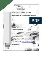 Terjemah Kitab Safinatun Najah Pdf