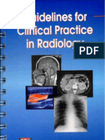 Malaysian Radiography Standard Guidelines