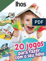 20 Jogos Para Fazer Com Crianças