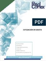 Cotización DAVITA