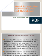 Directorate of Prosecution