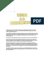 historia de la radiocomunicacion