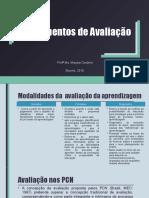 Instrumentos de Avaliação.pptx