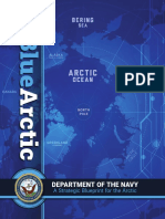 U.S. Navy Arctic Blueprint 2021